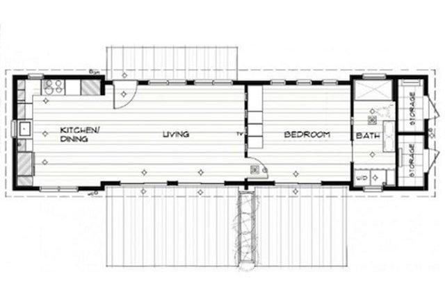 Buduj z ike jak wygl da katalogowy dom z prefabrykat w - Case prefabbricate ikea ...