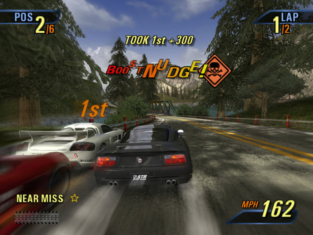 Rally Car Racing Original Xbox