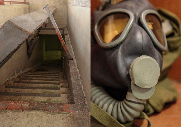 Fallout na żywo. W tych schronach Amerykanie mieli przetrwać