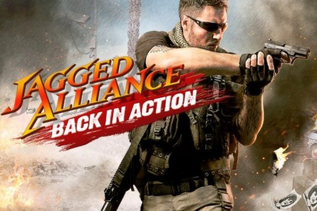Скачать Jagged Alliance - Back in Action v1.0 ENG NoDVD SKIDROW кряк.