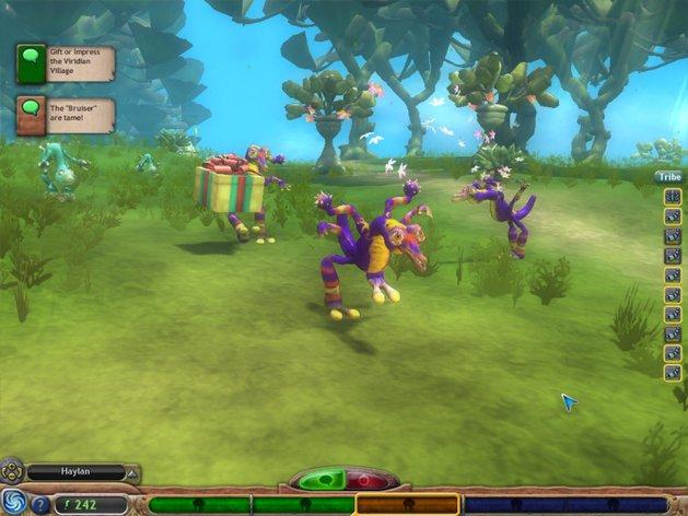 скачать игру Spore на компьютер - фото 7