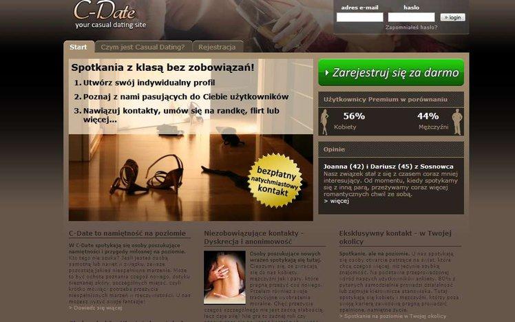 Lista europejskich darmowych serwisów randkowych