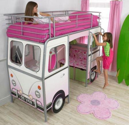 Czy To Najfajniejsze łóżko Dla Dziecka Gadżetomaniapl