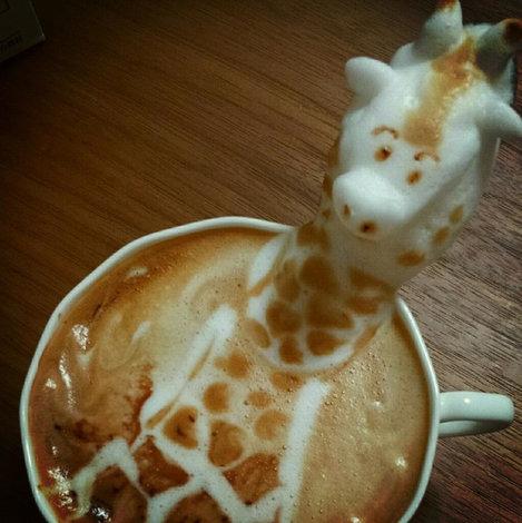 WTF dnia: kawa z pianką 3D? To możliwe! [zdjęcia ...