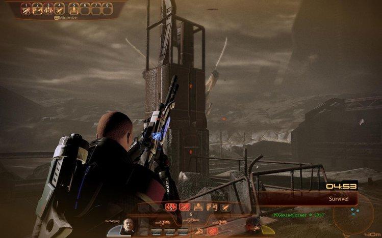 Mass Effect vs.Mass Effect 2 - Mass Effect - Giant Bomb