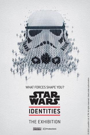 Star Wars Identities świetna Zapowiedź Wystawy